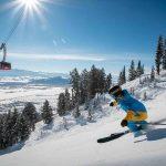 Skvělá málo známá lyžařská centra v USA 3