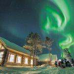 Nellim u finského jezera Inari 4
