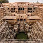 Stupňovité studny v Indii 5