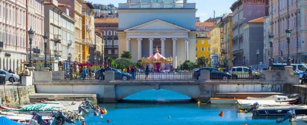Furlansko-Julské Benátsko a Terst 1