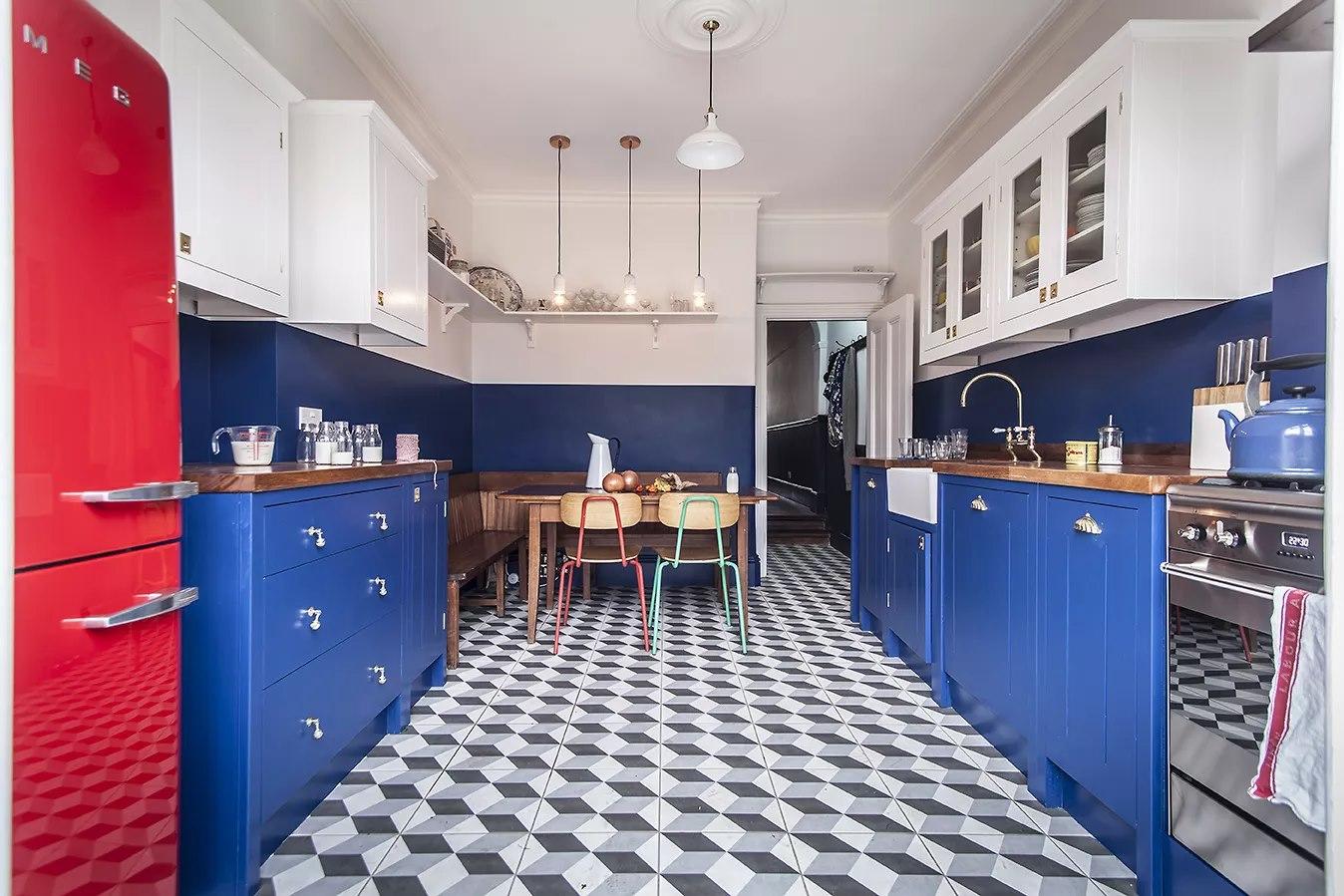 26 barevných nápadů do interiéru kuchyně 2