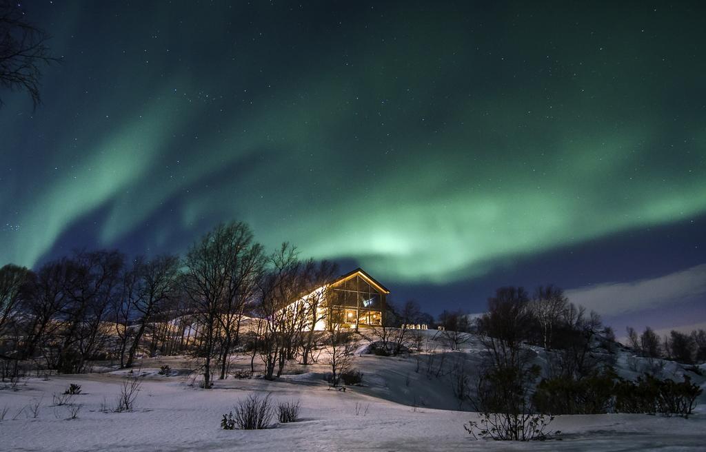 Nejlepší ledové hotely, iglú a sněhové vesnice v roce 2020 4