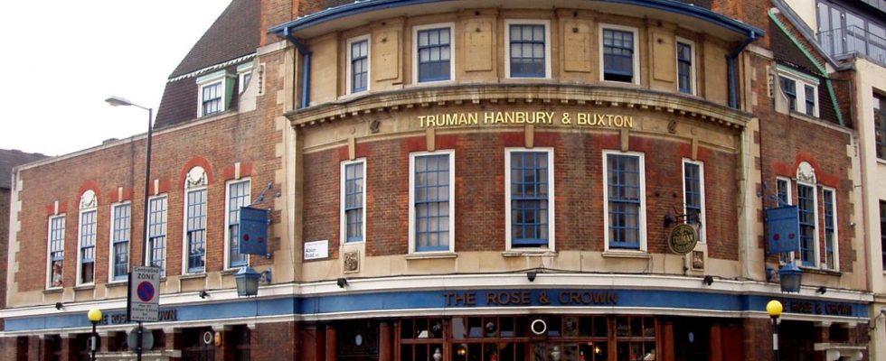 12 historických hospod v Londýně 1