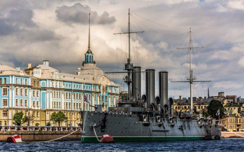 12 hlavních turistických atrakcí ruského Petrohradu 2