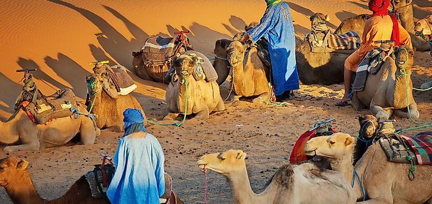 Berberové v Maroku 1