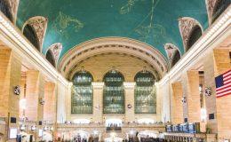 10 nejzajímavějších vlakových nádraží světa 10