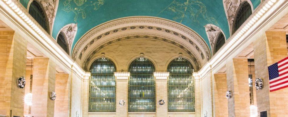 10 nejzajímavějších vlakových nádraží světa 1