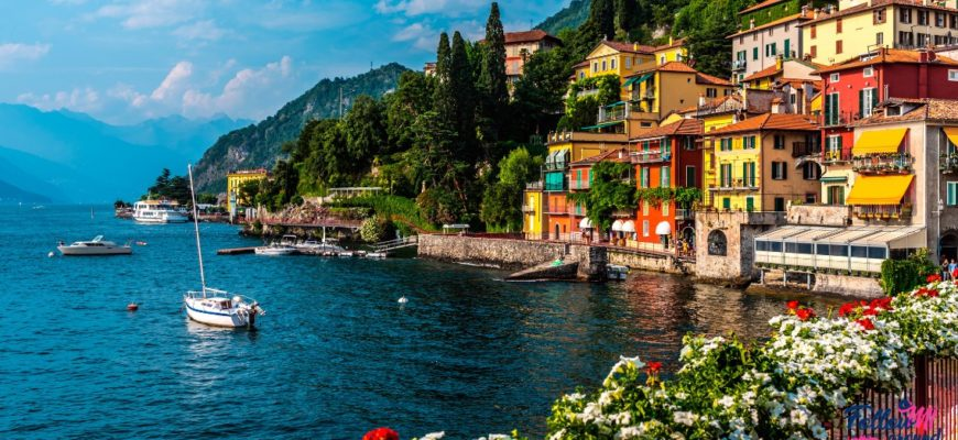 Nejkrásnější italská jezera 1