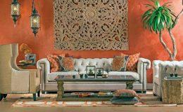 12 způsobů, jak použít marocký styl ve výzdobě domu 4
