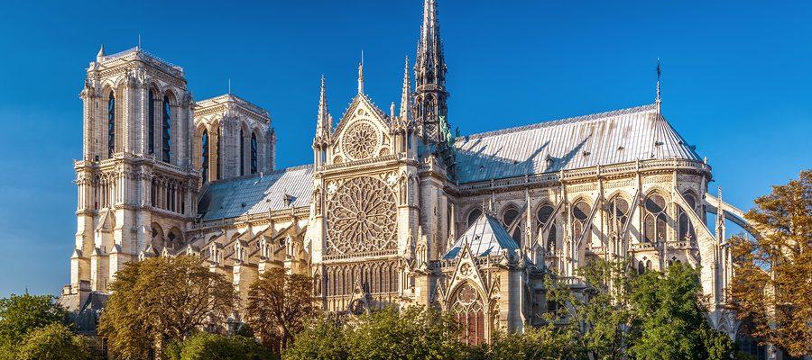 10 nejkrásnějších katedrál ve Francii 1