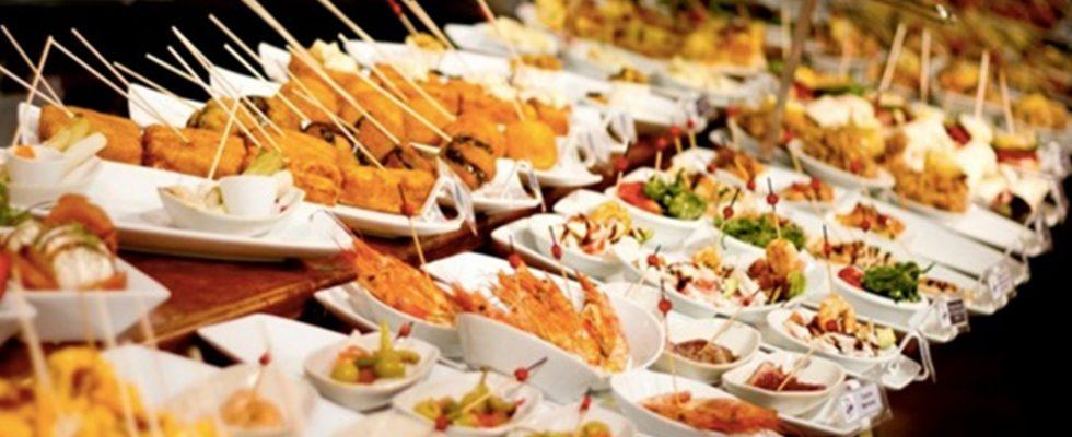 Jídlo v baskickém San Sebastianu 1