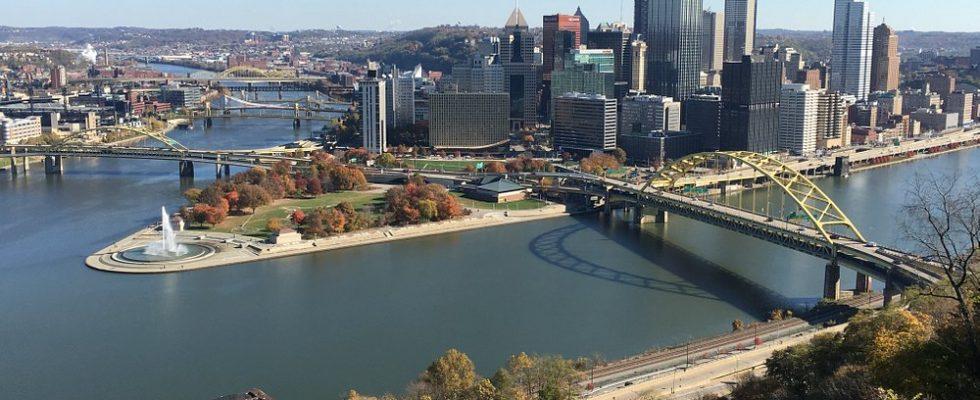 48 hodin v americkém Pittsburghu 1
