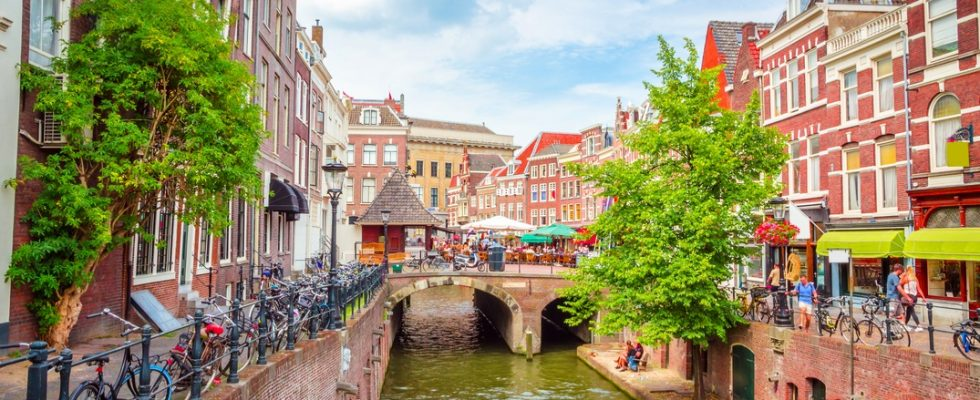 24 hodin v nizozemském Utrechtu 1