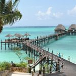 Slunečné ostrovy u Zanzibaru 2