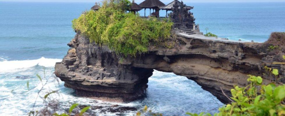 Hlavní turistické atrakce Bali 1