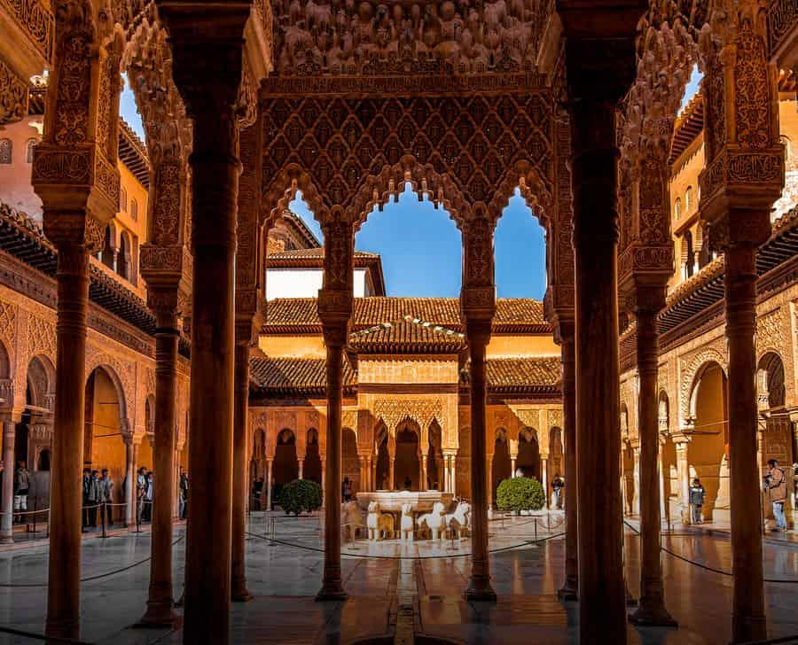 10 nejkrásnějších hradů a paláců v Evropě 10