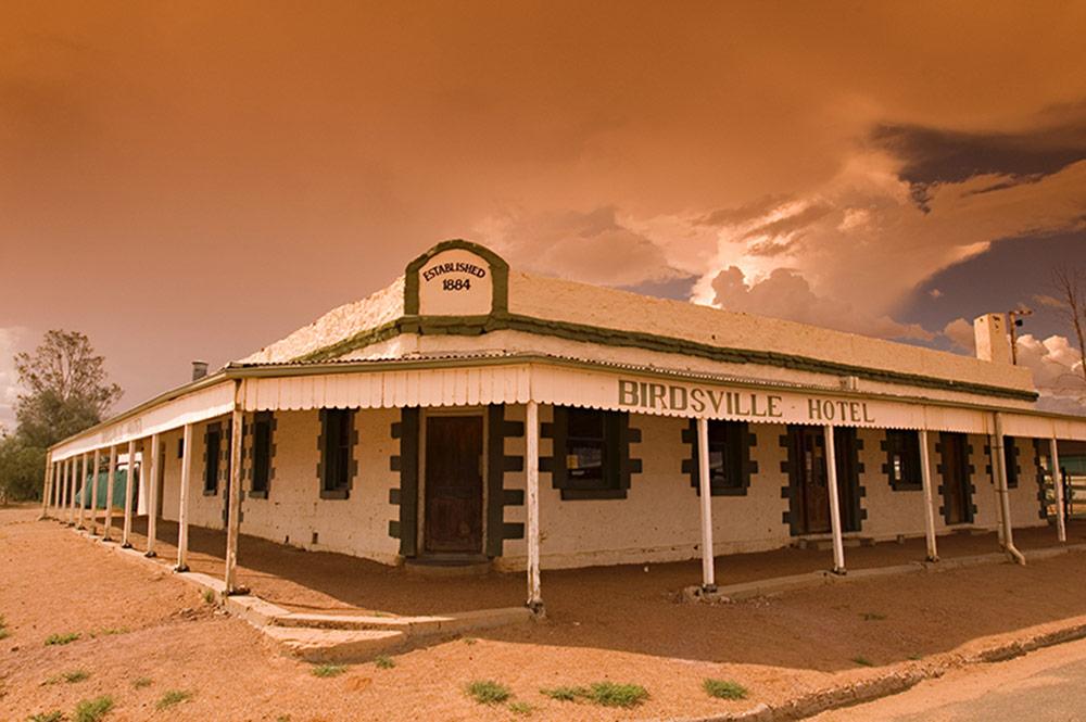 Australské vnitrozemí - Outback 2