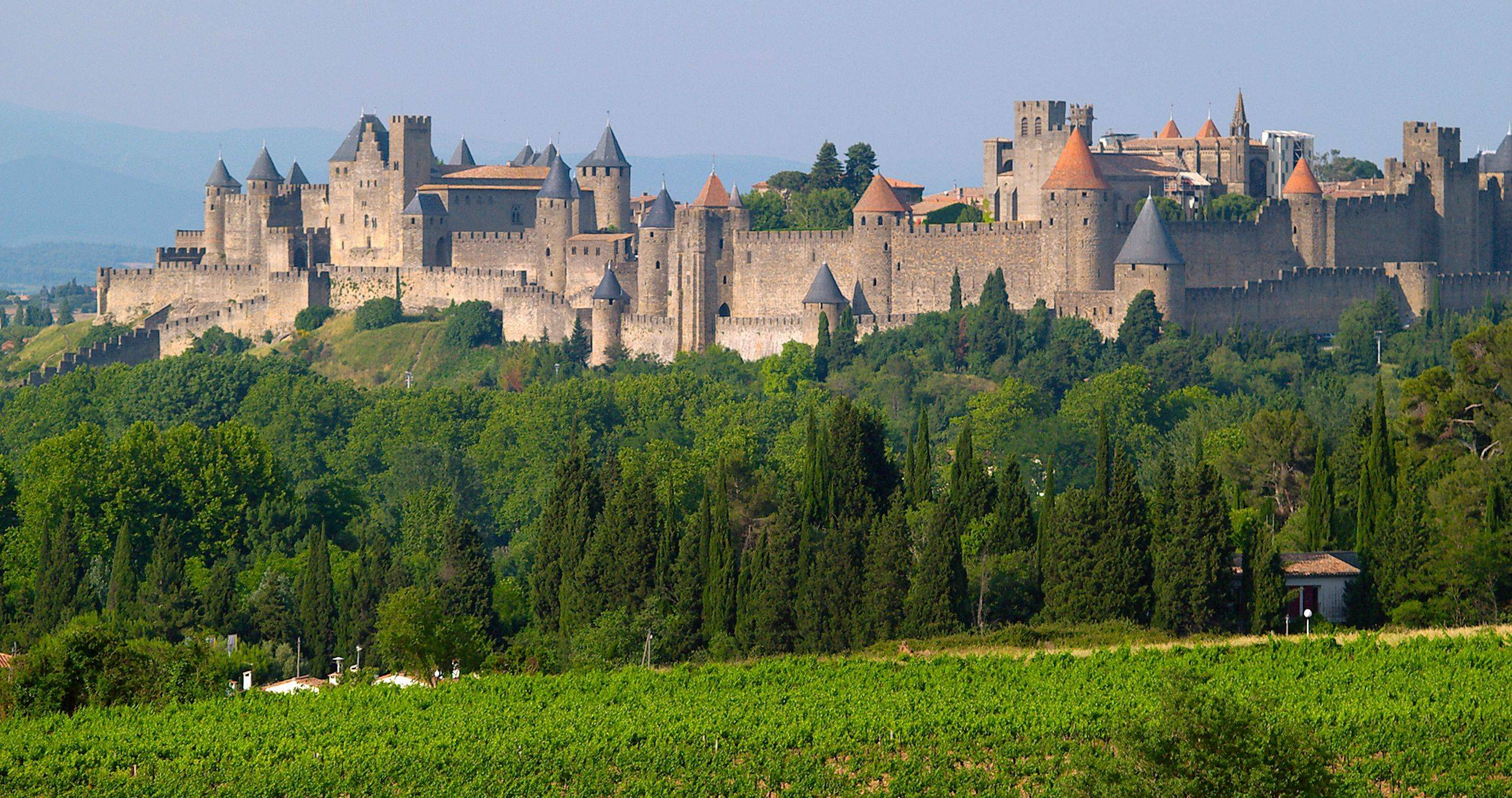 Hlavní turistické atrakce Francie 3