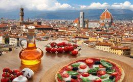 Jídlo ve Florencii 9