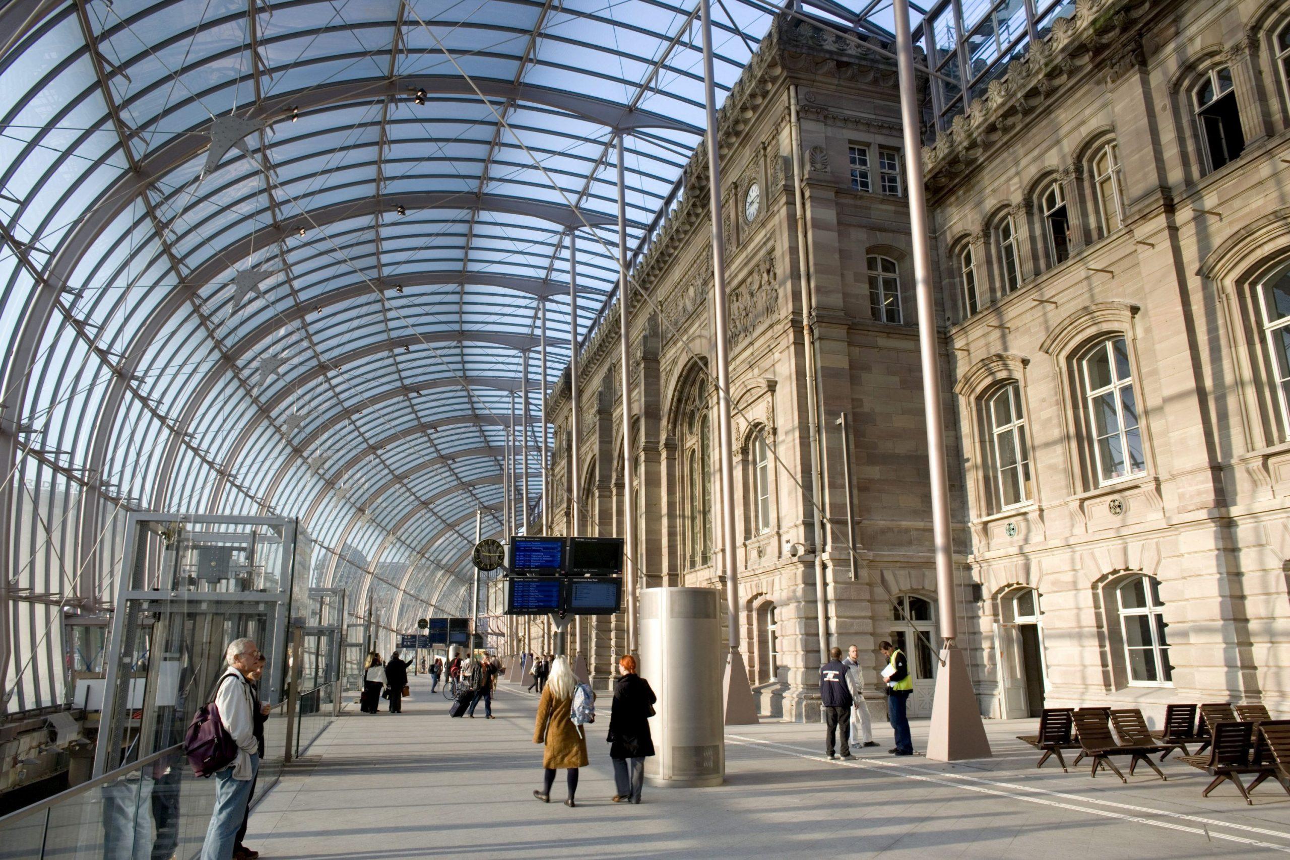 10 nejzajímavějších vlakových nádraží světa 2
