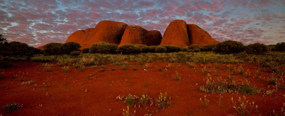 Australské vnitrozemí - Outback 1