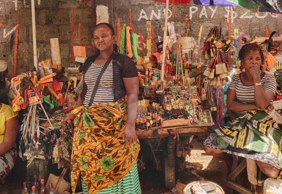 Libérie - nejstarší republika v Africe 1