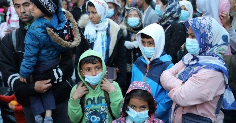 WHO a EU pomáhají migrantům v Turecku v přístupu k ochranným potřebám proti covid-19 1