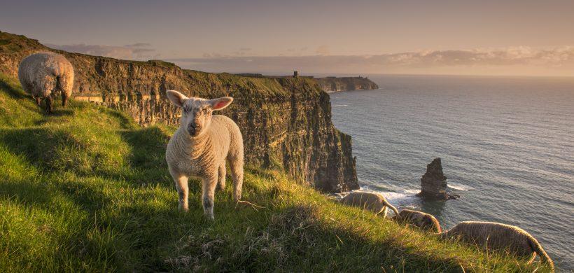 Hlavní turistické atrakce Irska 1