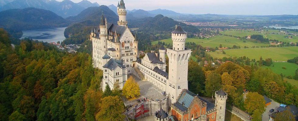 10 nejkrásnějších hradů a paláců v Evropě 1