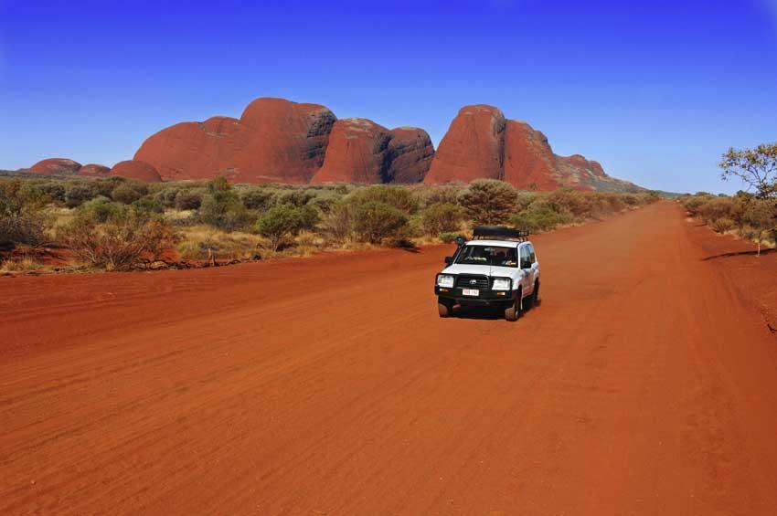 Australské vnitrozemí - Outback 3