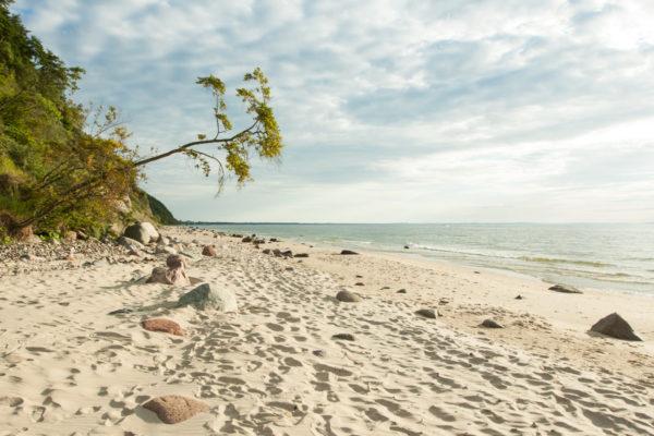 U baltského pobřeží v Polsku 2