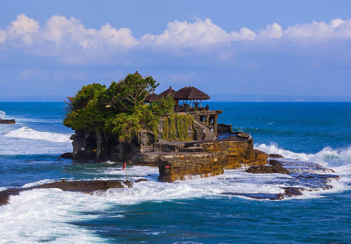 Hlavní turistické atrakce Bali 2