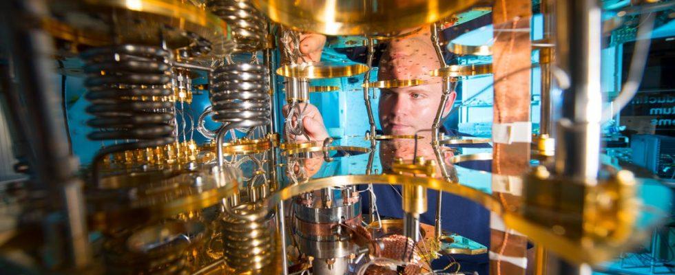 Kvantové počítače zrychlí nejdůležitější algoritmus internetu 1