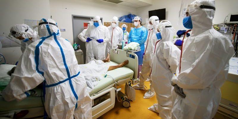 Hospitalizované těhotné pacientky s covid-19 nemusí mít zvýšené riziko úmrtí 1
