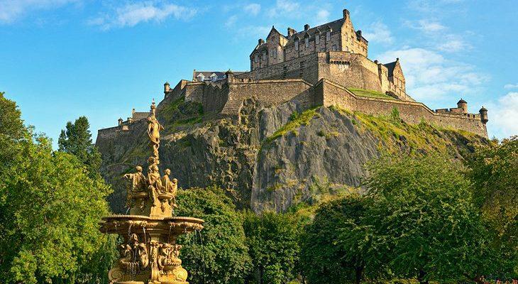 Hlavní turistické atrakce Skotska 1