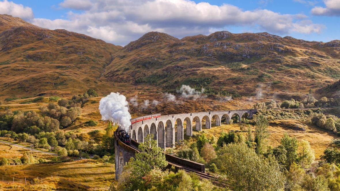 Hlavní turistické atrakce Skotska 3