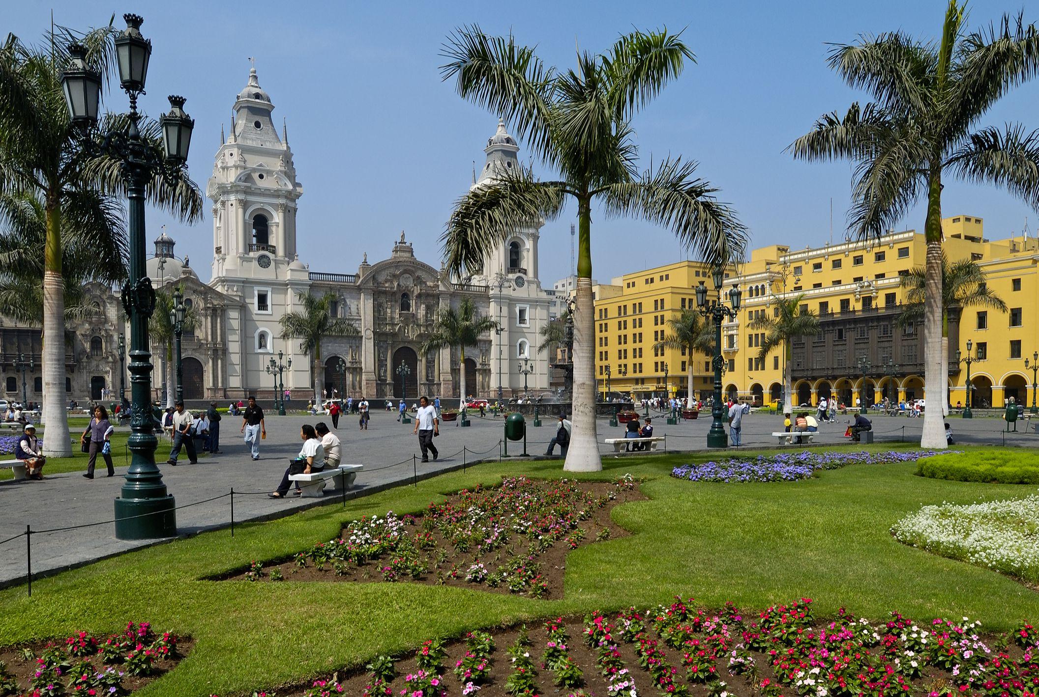 Hlavní turistické atrakce Peru 4