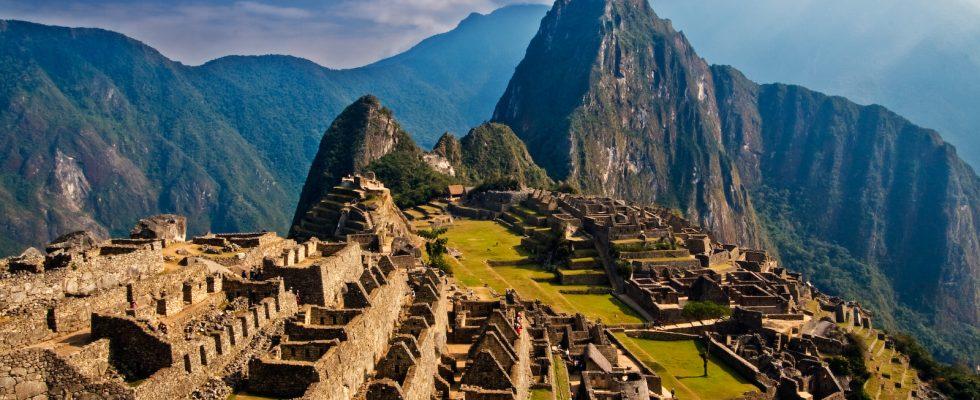 Hlavní turistické atrakce Peru 1