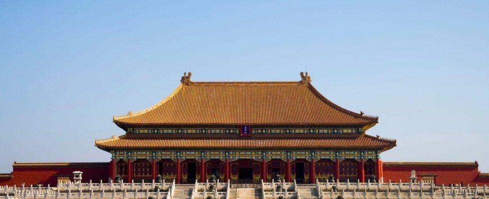 Hlavní turistické atrakce Číny 1