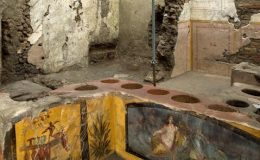 Archeologové odkryli v Pompejích starověké občerstvení 3