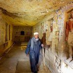 Egyptská Sakkára odhaluje další nádherné rakve, mumie a vzácné dřevěné sochy 7