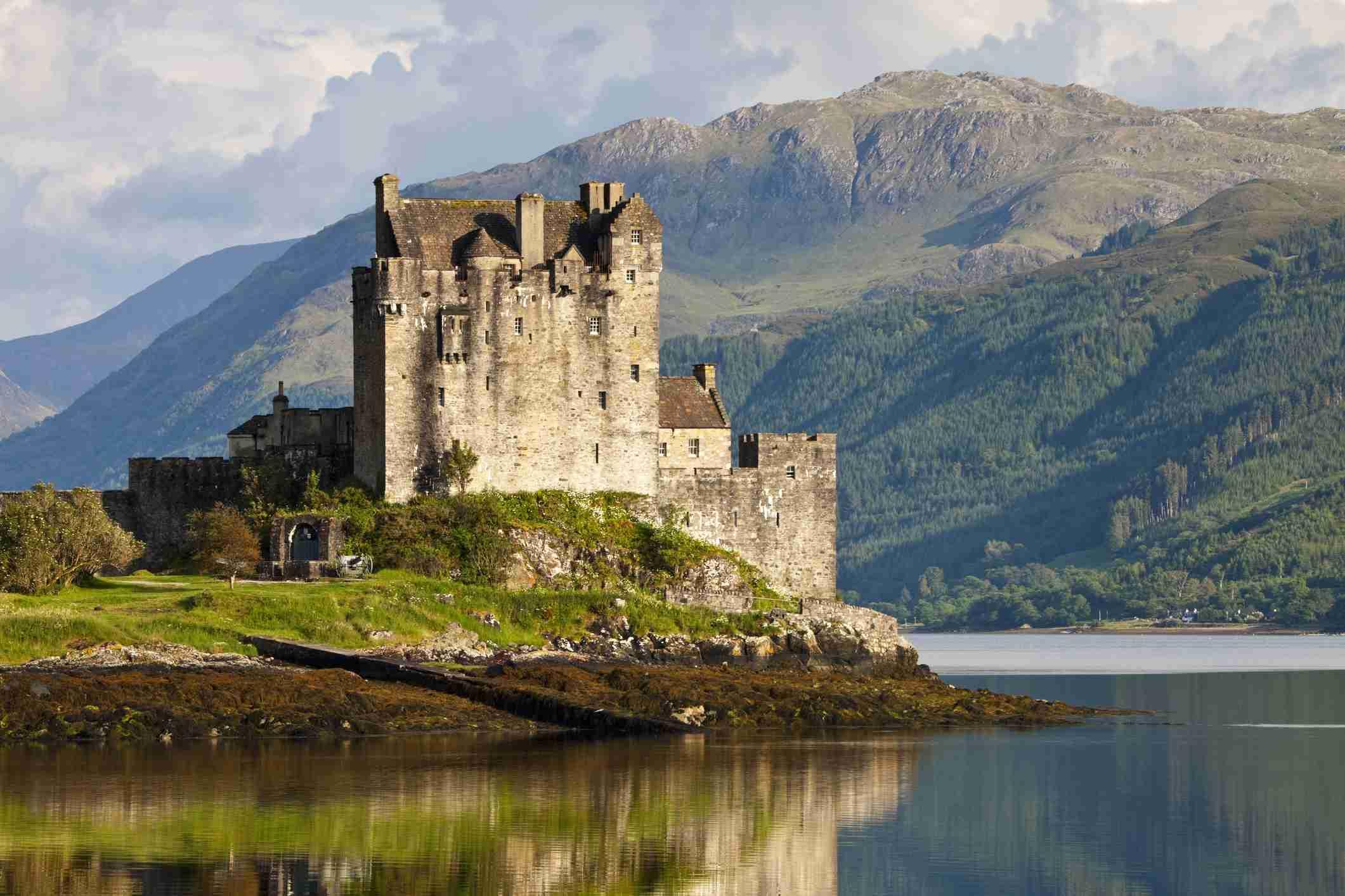 Hlavní turistické atrakce Skotska 2