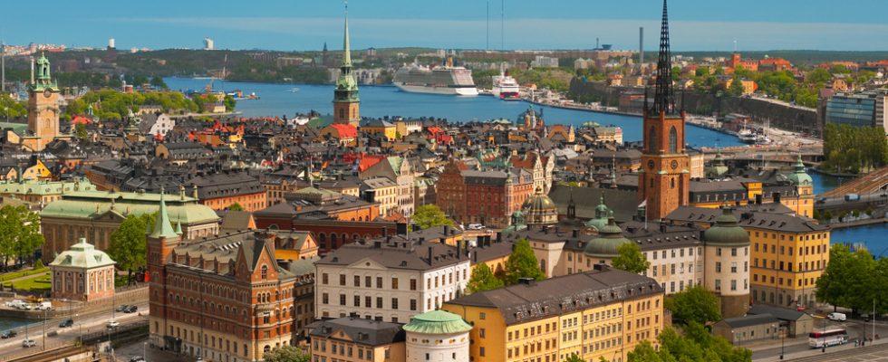 Hlavní turistické atrakce Švédska 1