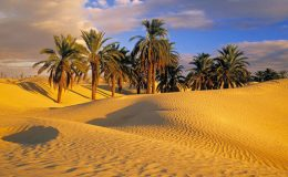 Hlavní turistické atrakce Tuniska 3