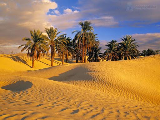 Hlavní turistické atrakce Tuniska 1