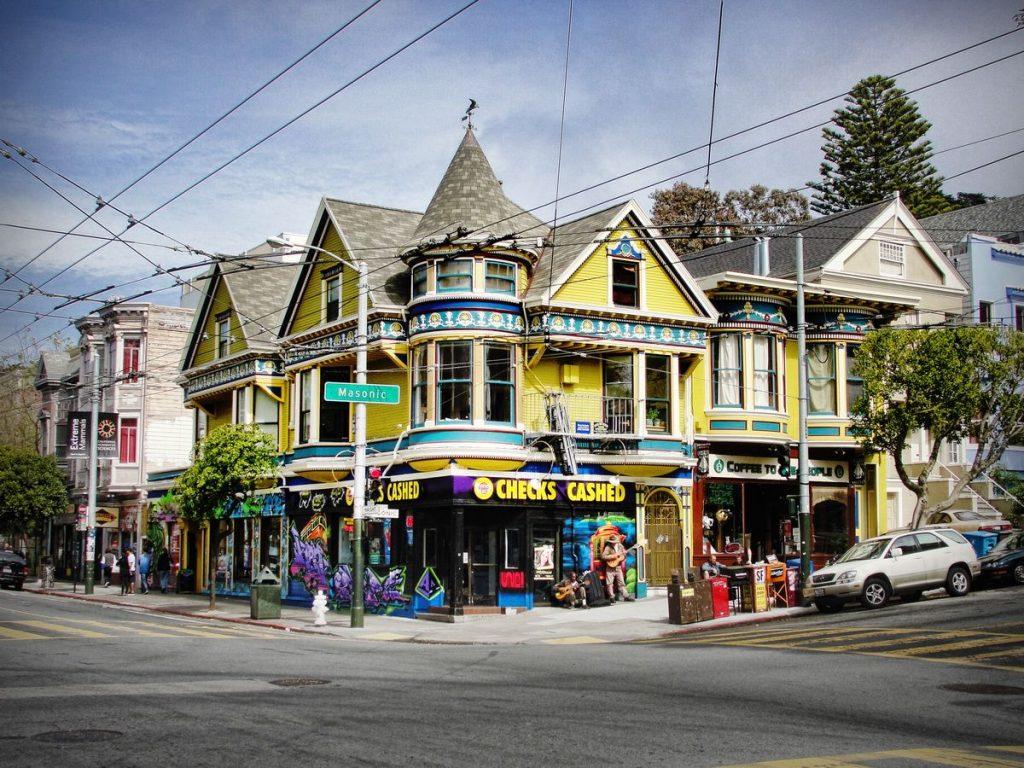 Po stopách hippies v San Franciscu 2
