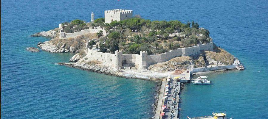 Nejkrásnější ostrovy Turecka 1