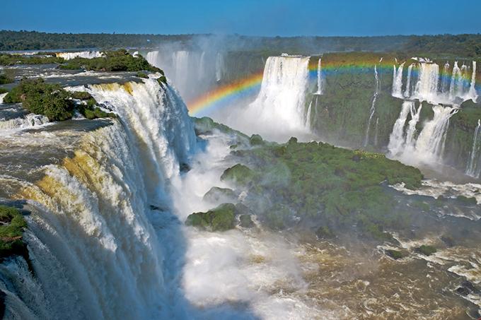 Turistické atrakce Brazílie mimo Rio 2