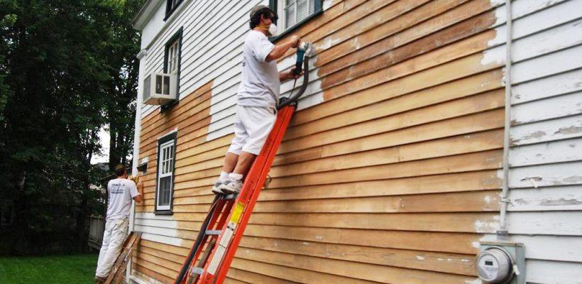 Jak na nové natření domu 1