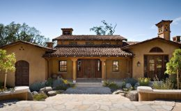 Architektura stylu hacienda 4